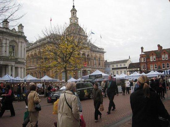 Ipswich Market