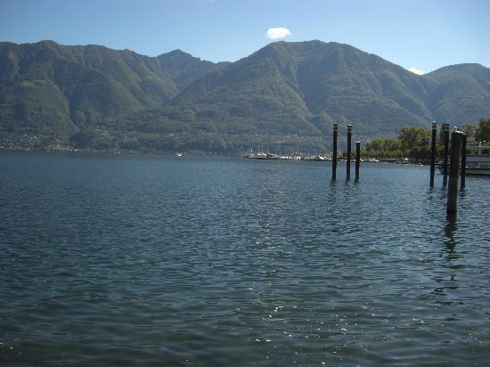 Locarno, Switzerland: Lakeside