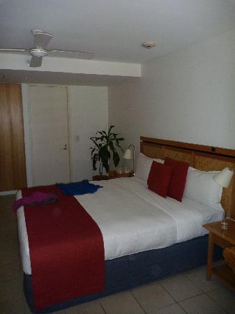 Sheraton Denarau Villas: Two Bedroom Villa - main bedroom