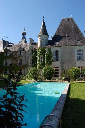 Petit-Bersac, France: Chateau Le Mas de Montet