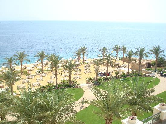 Stella Di Mare Beach Hotel & Spa: view from our balcony
