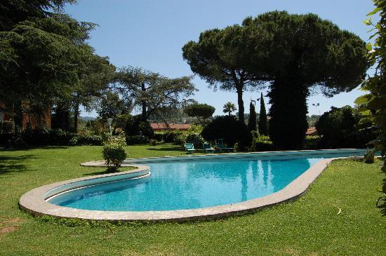 Genzano di Roma, Italien: La piscina