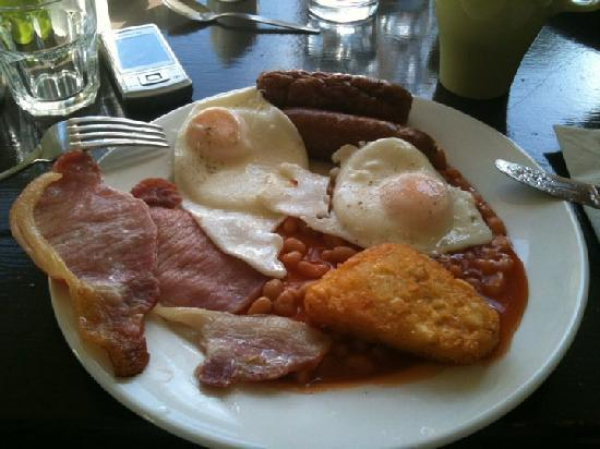 Hotel Sunnyside Newquay: Full English at Sunnyside!