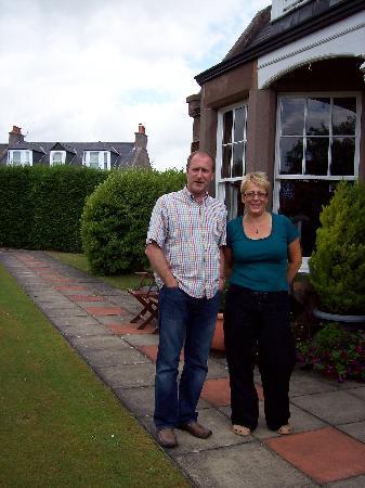 Alexandra Lodge: our hosts