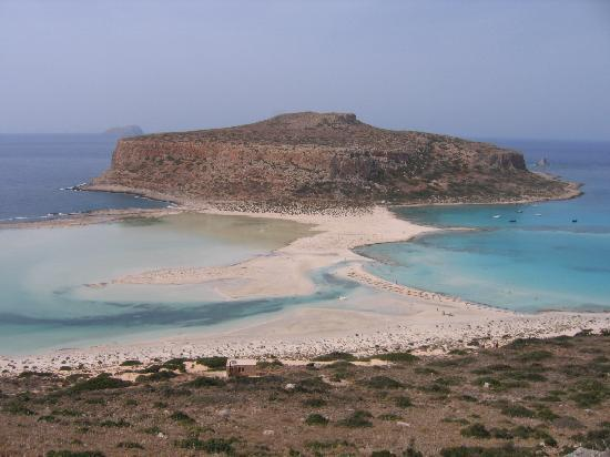 Pilot Beach Resort: Balos beach1
