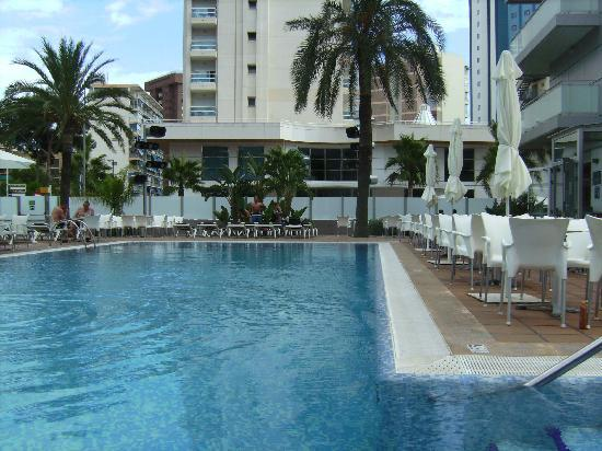 Hotel RH Royal: The pool