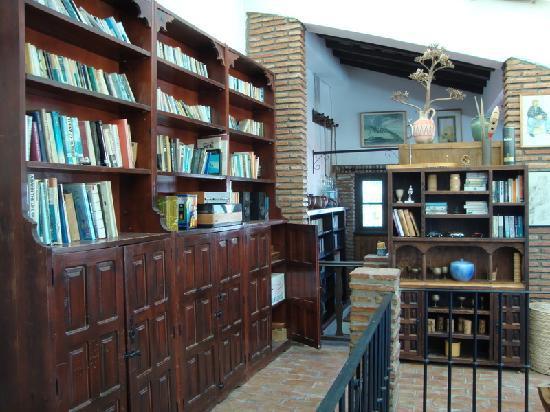Posada Rural La Casa Grande : Reading room