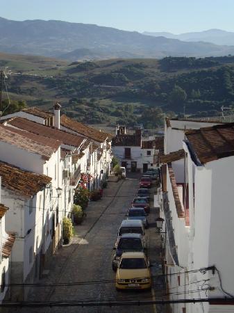 Posada Rural La Casa Grande : View from our room