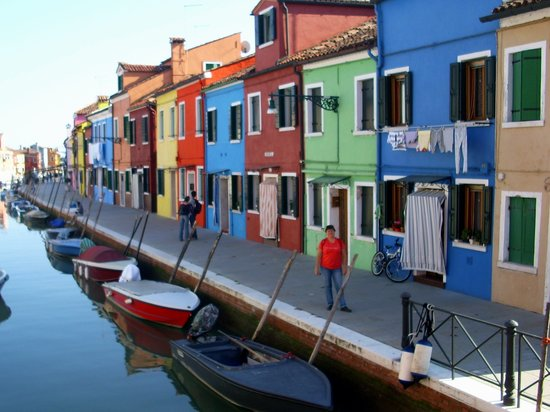 City of Venice, Italy: Burano