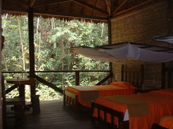 เรฟูกิโอ อามาโซนาส: Bedroom