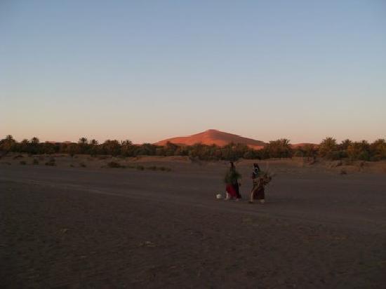 Dar Marhaba: deserto da lontano