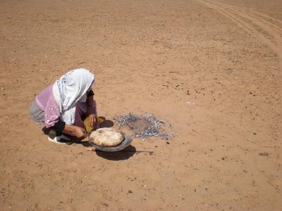 Dar Marhaba: pizza berbera