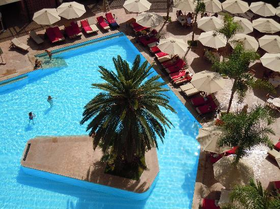 Es Saadi Marrakech Resort - Hotel: pool view