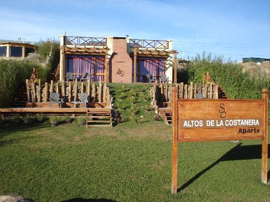 Altos de la Costanera - Aparts: Frente sobre Avenida Costanera