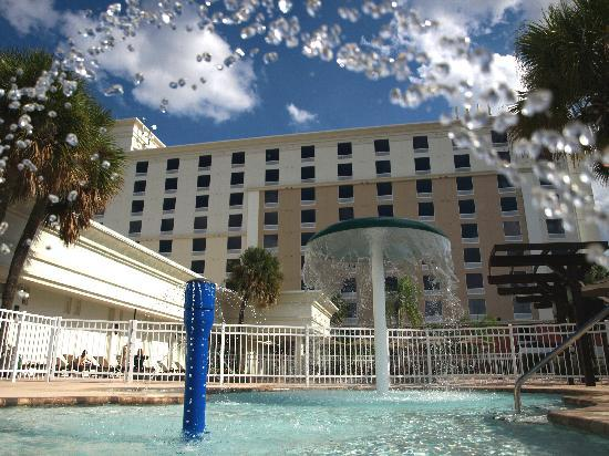 Holiday Inn & Suites Across from Universal Orlando : Kids Splash Zone