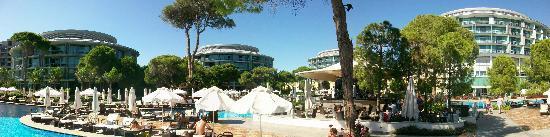 Calista Luxury Resort : Panorama 1