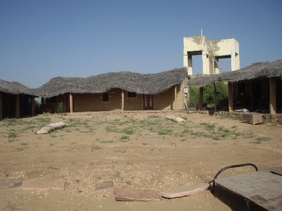 Kuldhara Heritage Resort: The Huts