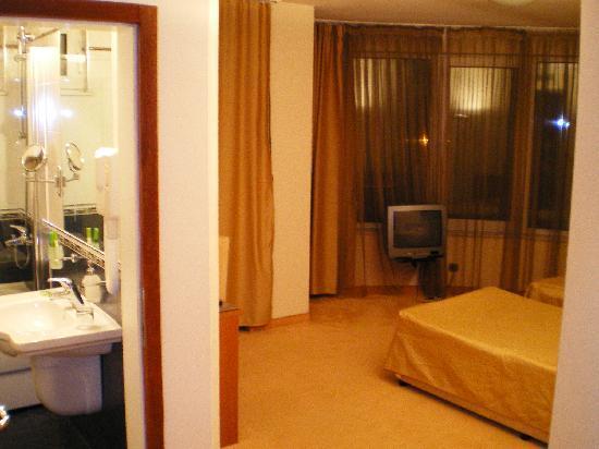 BEST WESTERN Hotel Europe: Zweibettzimmer