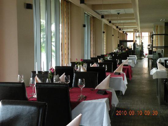Hotel Poleski: Le restaurant