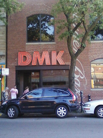 Photo of American Restaurant DMK Burger Bar at 2954 N Sheffield Ave, Chicago, IL 60657, United States