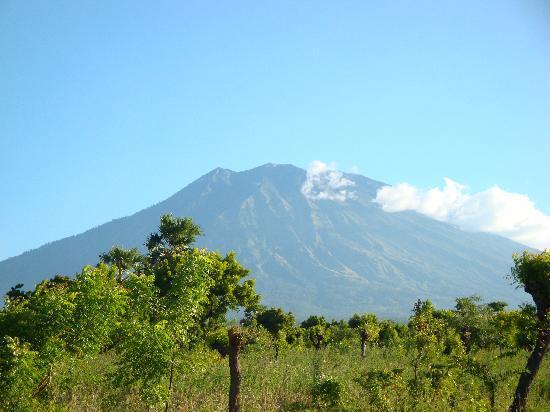 Mimpi Bali: Sicht auf Mount Agung