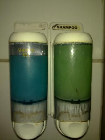 Baobab Beach Resort & Spa : Shampoo vom Hotel