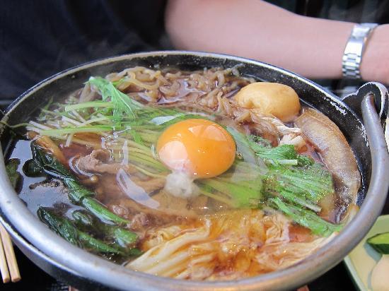 Sukiyaki Lunch Set - Picture of Morita-Ya, Kyoto - TripAdvisor