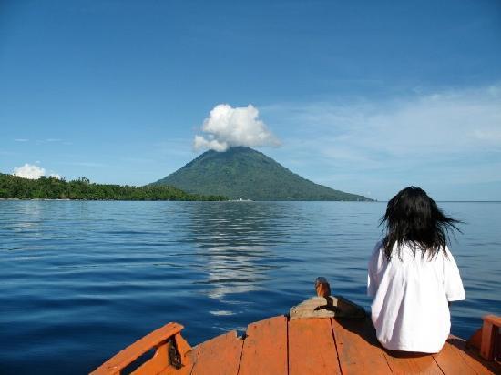 Manado, إندونيسيا: Manado Tua