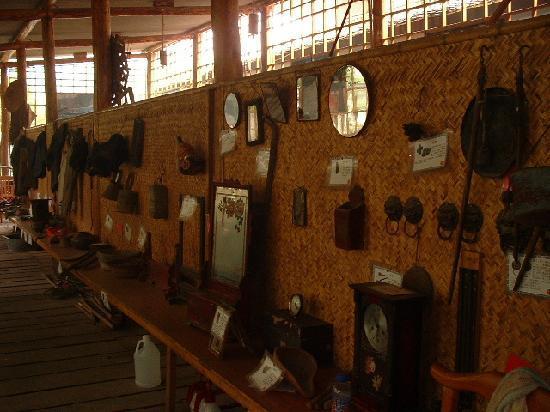 Xiangjulou : Museum exhibits