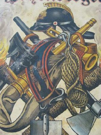 Feuerwehrmuseum: poster
