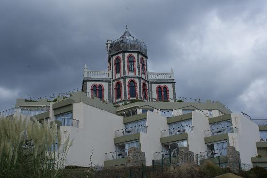 Saint-Quay-Portrieux, Франция: hotel