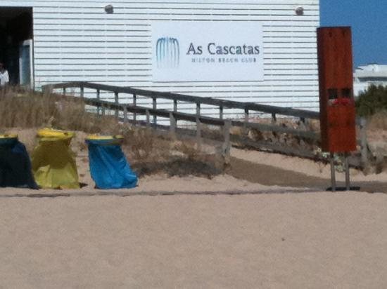As Cascatas Golf Resort & Spa: Beach Club