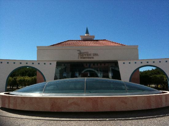 As Cascatas Golf Resort & Spa: Seven Spa