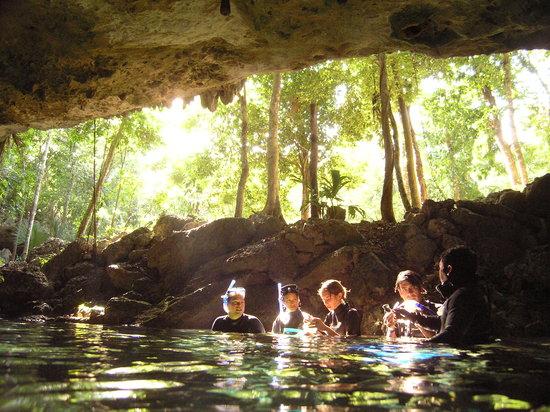 mayan treasure in the yucatan