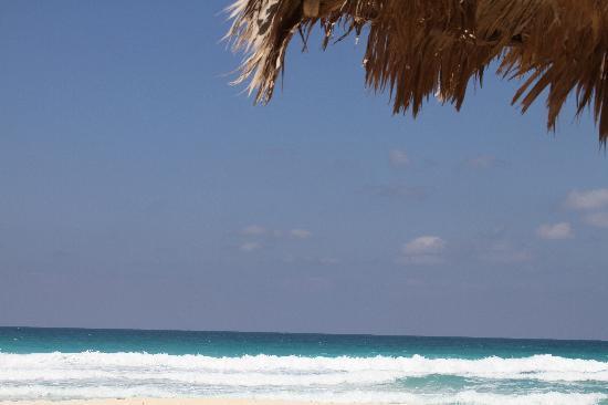 Borg El Arab, Egipto: Il mare.......che colori!