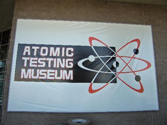 The National Atomic Testing Museum: Atomic Testing Museum
