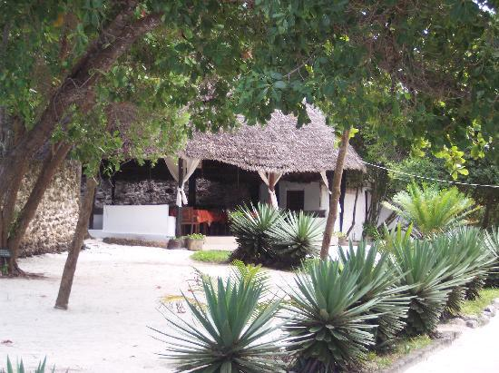 Nature Safari Lodge: The restaurant
