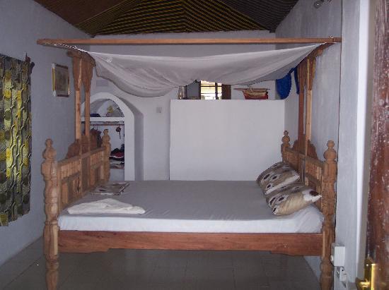Our room at Nature Safari Lodge