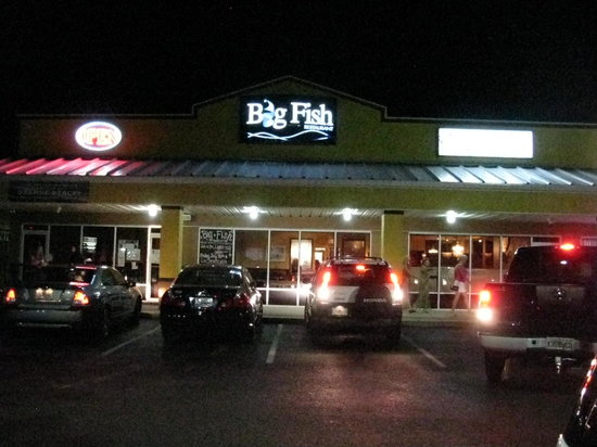 Big Fish Restaurant & Bar: Big Fish Restaurant
