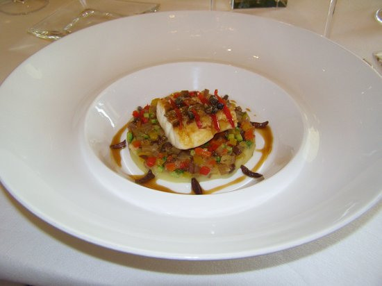 Colle di Val d'Elsa, Włochy: fish