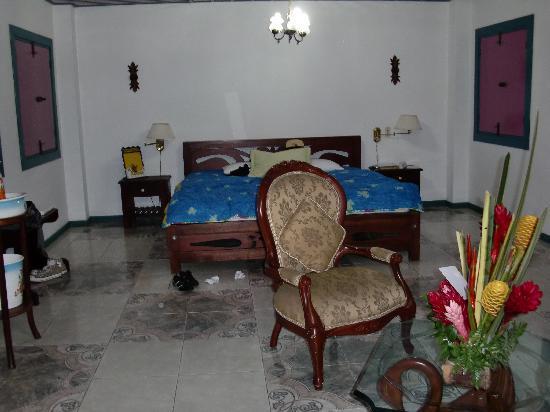 Calarcá, Colombia: THE ROOM!