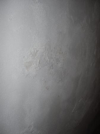 Ca' Zora: La pintura se desprendía en algunos sitios