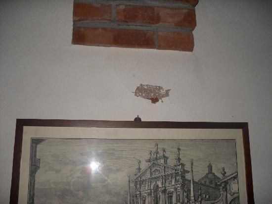 Ca' Zora: Agujero en la pared