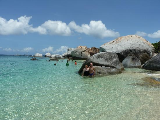 Guava Road Apartments: The Baths - Virgin Gorda
