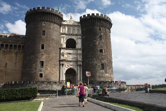 Ranch Palace Hotel: Castel Nuovo Napoli