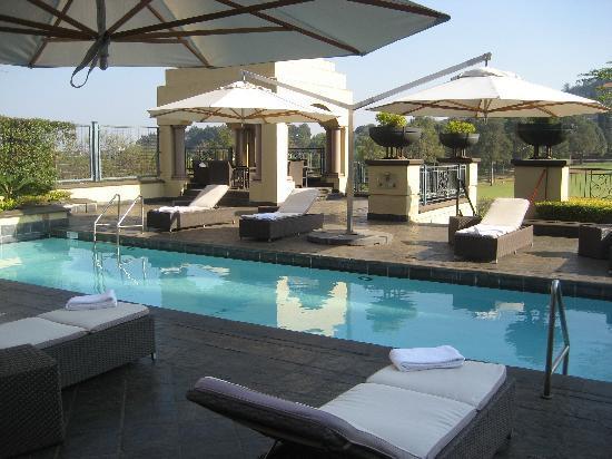 Sheraton Pretoria Hotel: Pool
