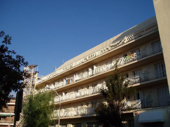 Checkin Pineda: Hotel Koppers