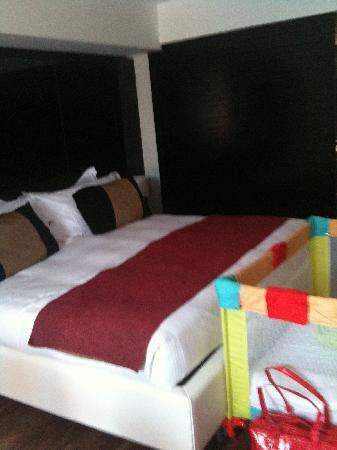 Hotel Sir Anthony: interno camera standard