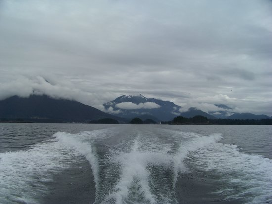 Sitka Secrets: Departing Sitka on Tour