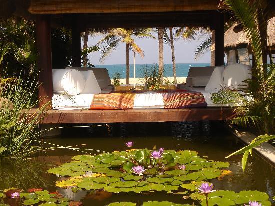 Evason Ana Mandara Nha Trang: Tarumhaftes Spa, direkt am Strand